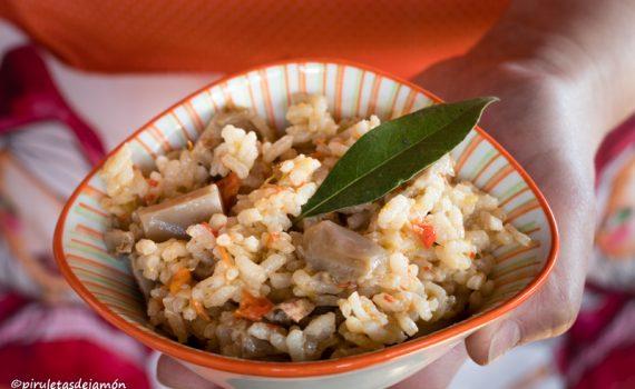 arroz-con-verduras-piruletas-de-jamon-blog-de-cocina