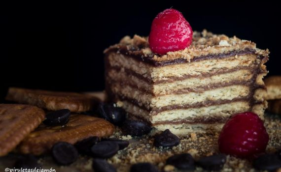 Tarta de la abuela |Piruletas dejamón- Blog de cocina