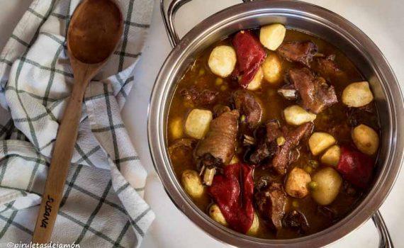 Pitu caleya-Piruletas de jamón- Blog de cocina
