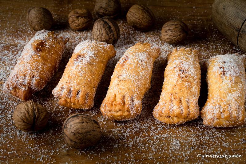 Casadielles |Piruletas de jamón- Blog de cocina