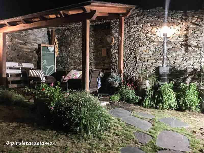 Jardín La Galea |Piruletas de jamón- Blog de cocina