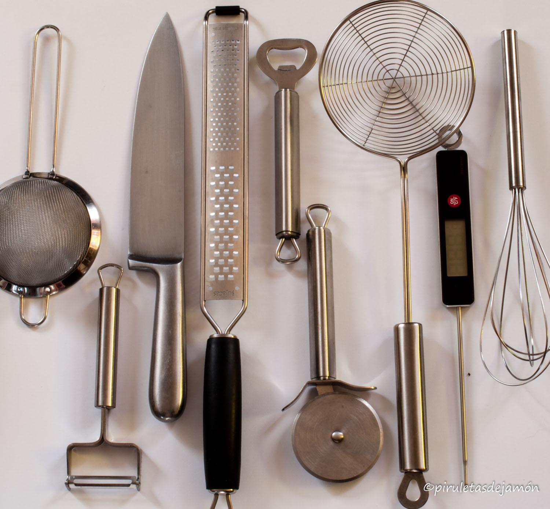 Utensilios de cocina |Piruletas de jamón - Blog de cocina