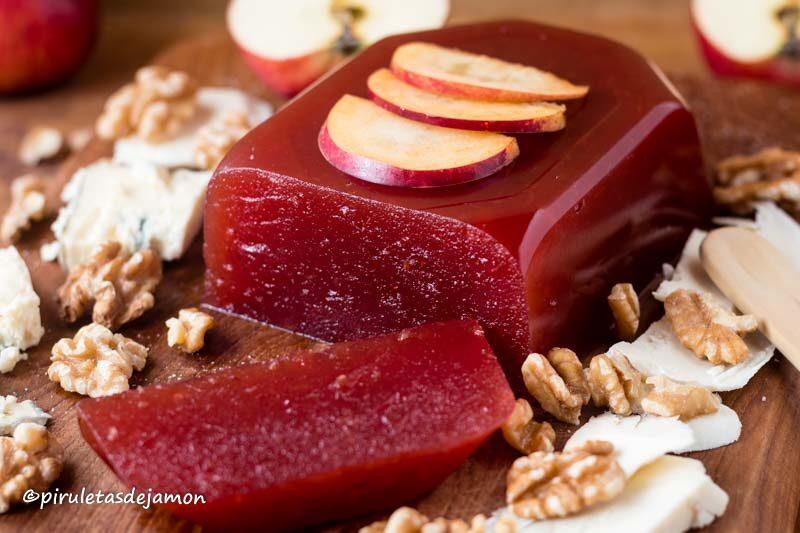 Dulce de manzana |Piruletas de jamón- Blog de cocina