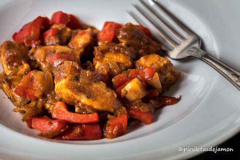 Tacos de pavo con salsa agridulce| Piruletas de jamón - Blog de cocina