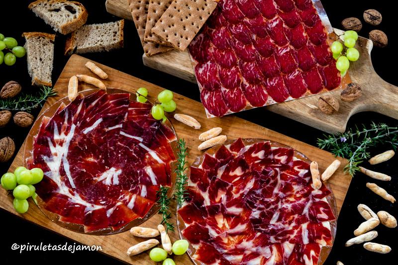Ibéricos Anselmo Pérez | Piruletas de jamón - Blog de cocina